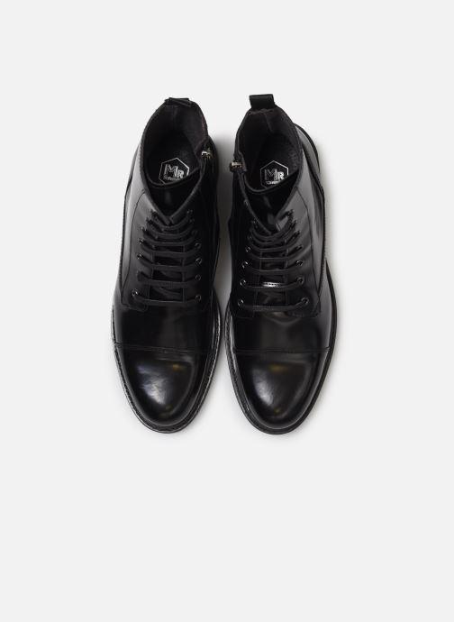Bottines et boots Mr SARENZA Noak Noir vue portées chaussures