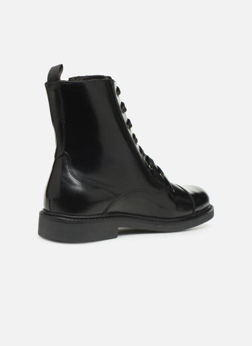 Boots en enkellaarsjes Mr SARENZA Noak Zwart voorkant