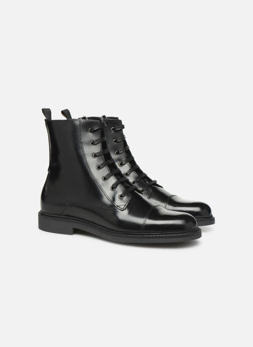 Boots en enkellaarsjes Mr SARENZA Noak Zwart achterkant