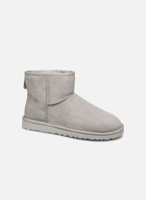 Boots & wellies UGG M Classic Mini Grey detailed view/ Pair view