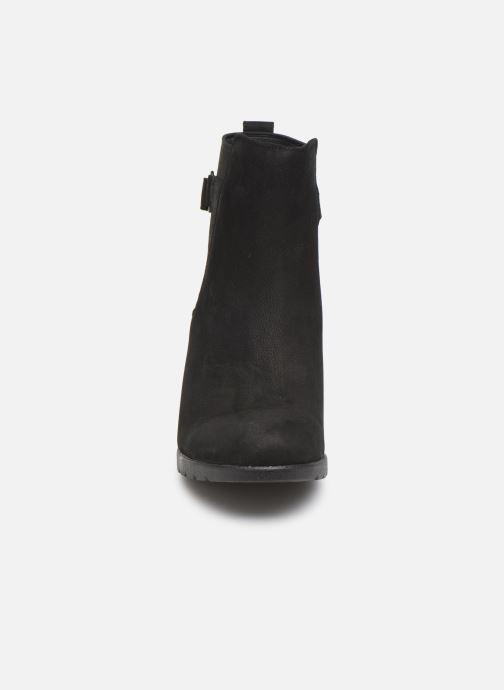 Stiefeletten & Boots UGG W Indra schwarz schuhe getragen