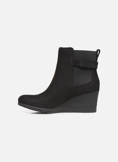 Bottines et boots UGG W Indra Noir vue face