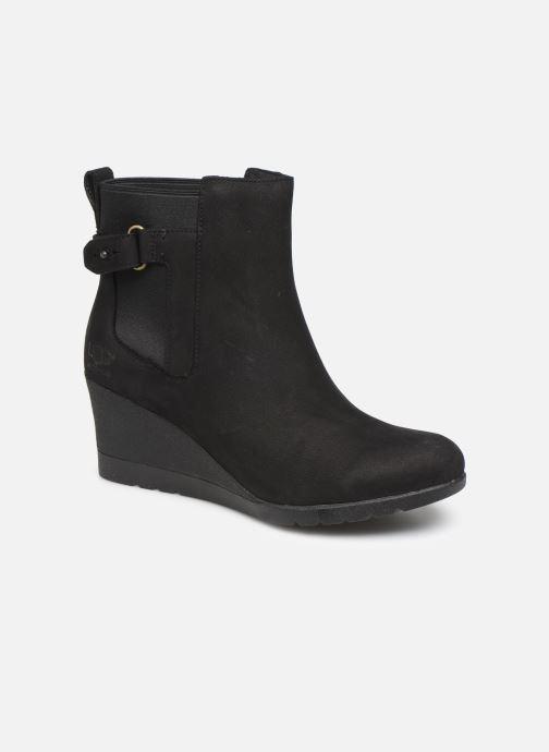 Bottines et boots UGG W Indra Noir vue détail/paire