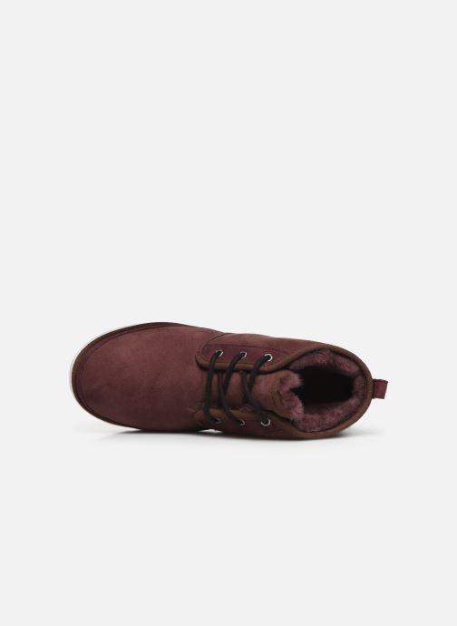Bottines et boots UGG M Neumel Tf Bordeaux vue gauche