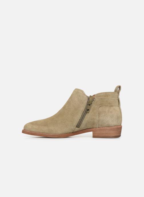 Boots en enkellaarsjes UGG W Kelsea Bruin voorkant