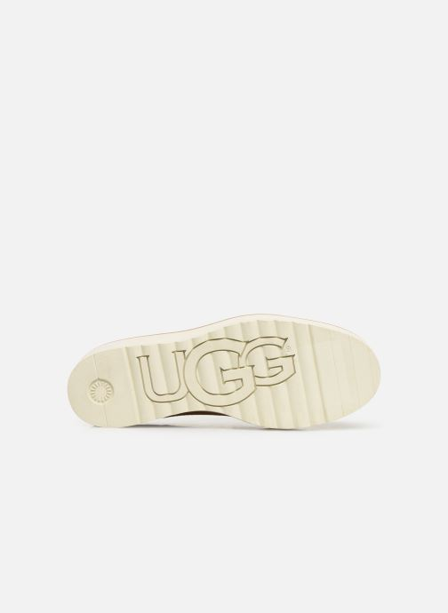 Mocasines UGG W Atwater Spill Seam Loafer Marrón vista de arriba