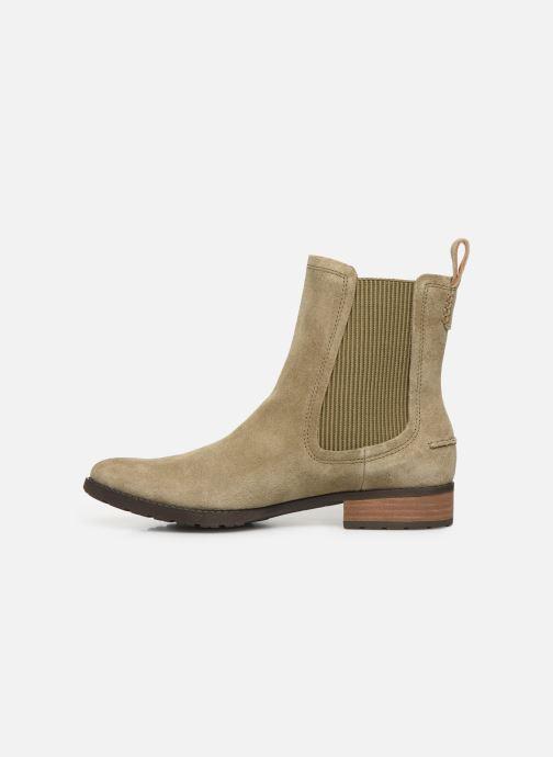 Bottines et boots UGG W Hillhurst Boot Gris vue face