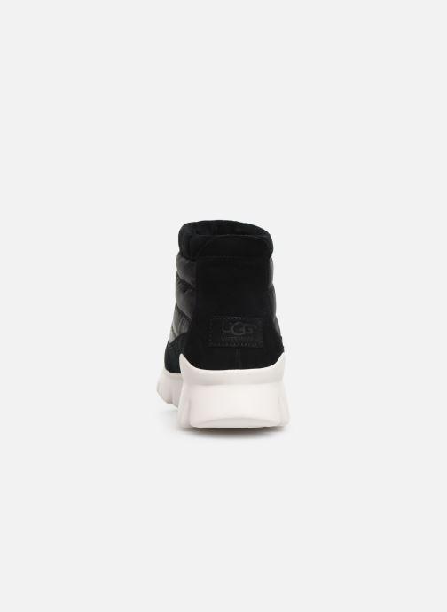 Chaussures de sport UGG W Centara Boot Noir vue droite
