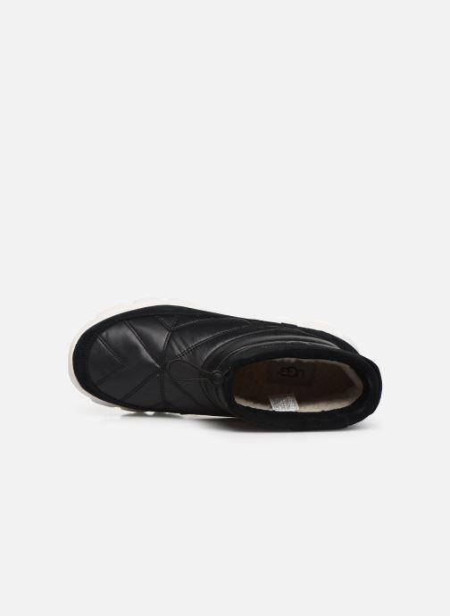 Chaussures de sport UGG W Centara Boot Noir vue gauche