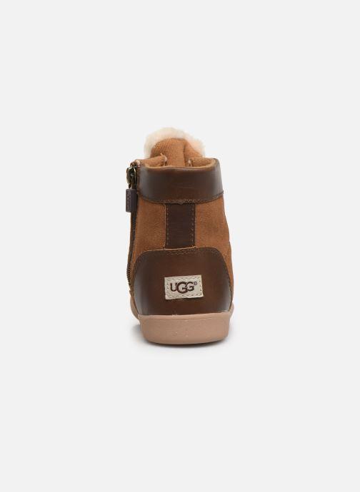 Stiefel UGG T Ager braun ansicht von rechts