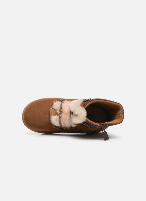 Støvler & gummistøvler UGG T Ager Brun se fra venstre