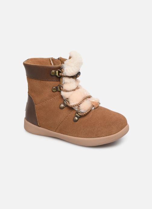 Støvler & gummistøvler UGG T Ager Brun detaljeret billede af skoene