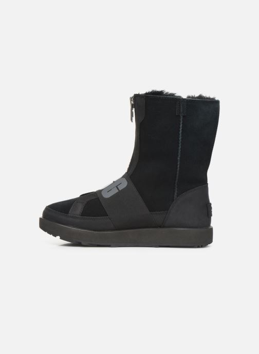 Botas UGG W Conness Waterproof Negro vista de frente
