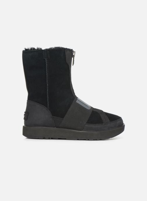 Bottes UGG W Conness Waterproof Noir vue derrière