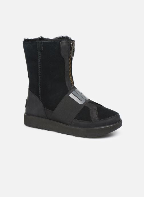 Botas UGG W Conness Waterproof Negro vista de detalle / par
