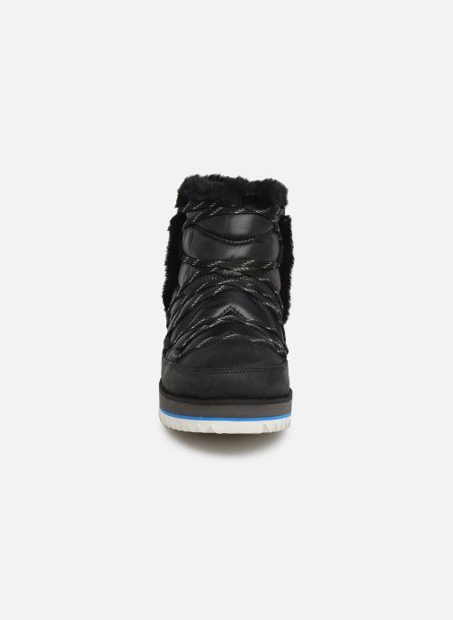 Chaussures de sport UGG W Cayden Boot Noir vue portées chaussures
