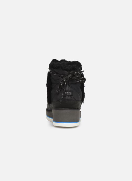 Chaussures de sport UGG W Cayden Boot Noir vue droite