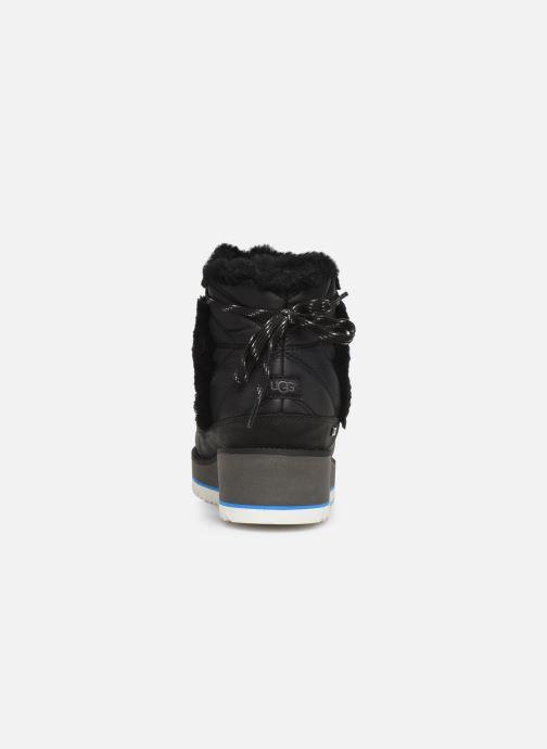 Zapatillas de deporte UGG W Cayden Boot Negro vista lateral derecha