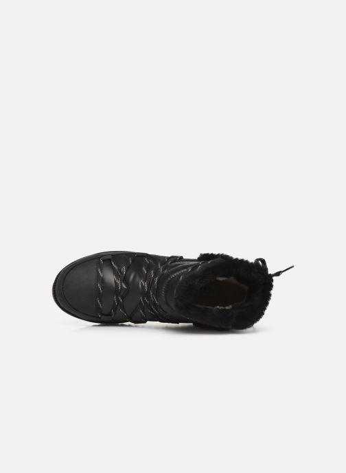 Zapatillas de deporte UGG W Cayden Boot Negro vista lateral izquierda