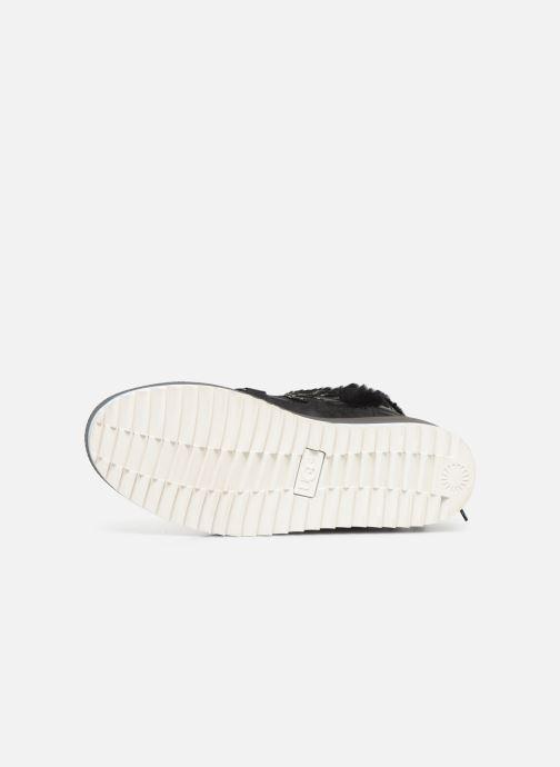 Chaussures de sport UGG W Cayden Boot Noir vue haut