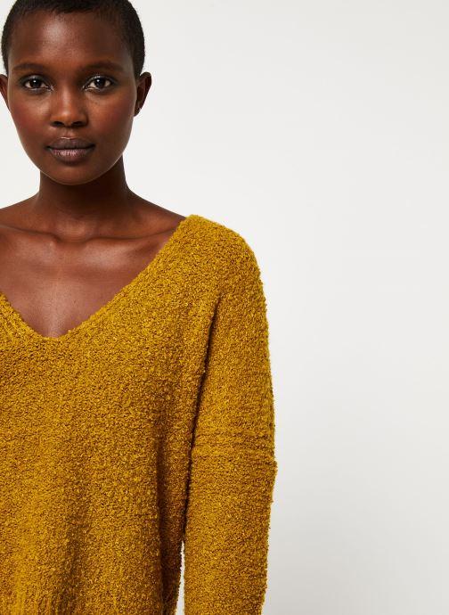 Vêtements Free People FINDERS KEEPERS V NECK Vert vue face