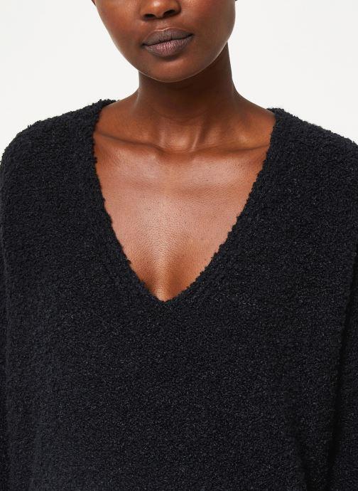 Vêtements Free People FINDERS KEEPERS V NECK Noir vue face