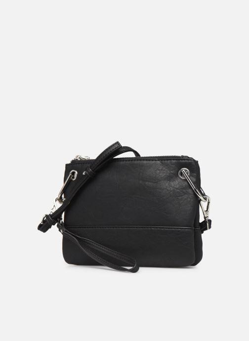 Handtaschen Bianco BIAJANE Crossover Clutch schwarz schuhe getragen