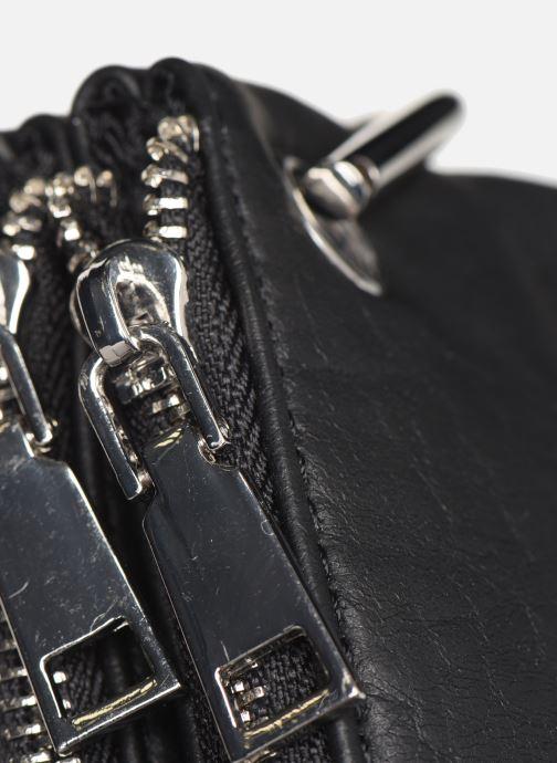 Handtaschen Bianco BIAJANE Crossover Clutch schwarz ansicht von links