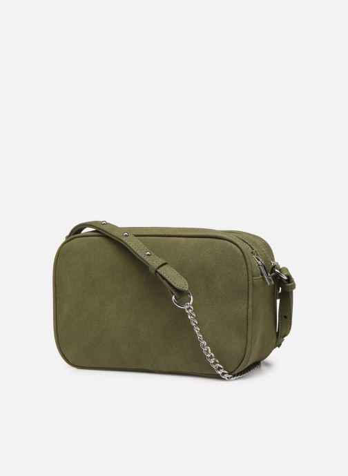 Bolsos de mano Bianco BIAJOY Chain Crossover Bag Verde vista lateral derecha