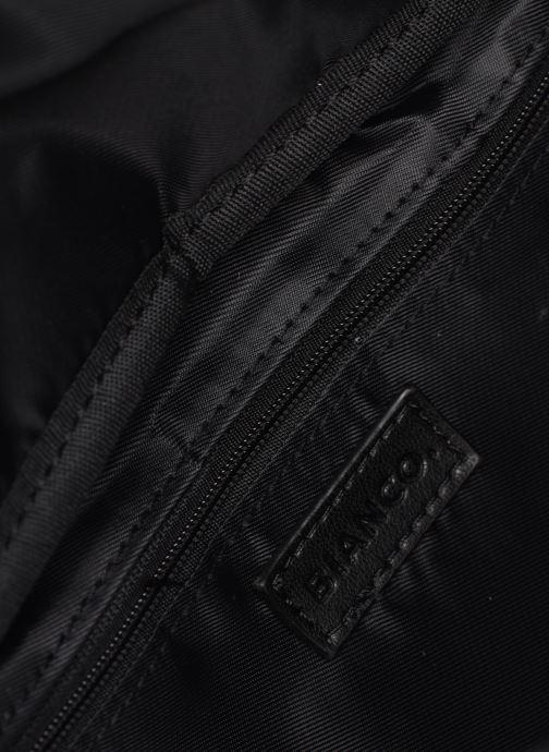 Petite Maroquinerie Bianco BIAJULIANE Bom bag Noir vue derrière