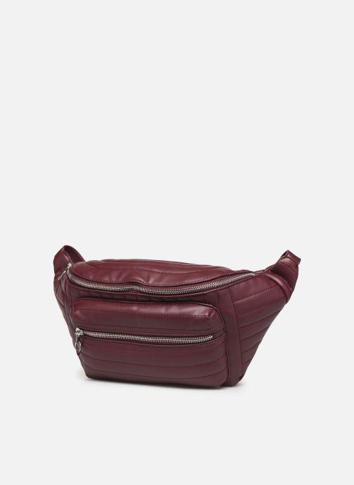Portemonnaies & Clutches Bianco BIAJULIANE Bom bag weinrot schuhe getragen