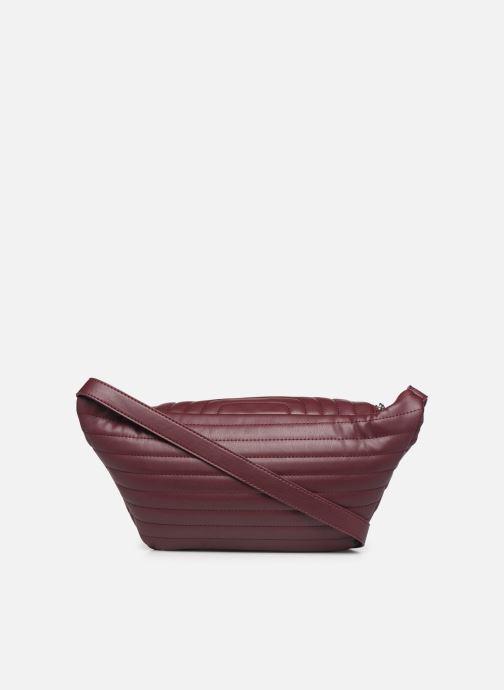 Marroquinería pequeña Bianco BIAJULIANE Bom bag Vino vista de frente