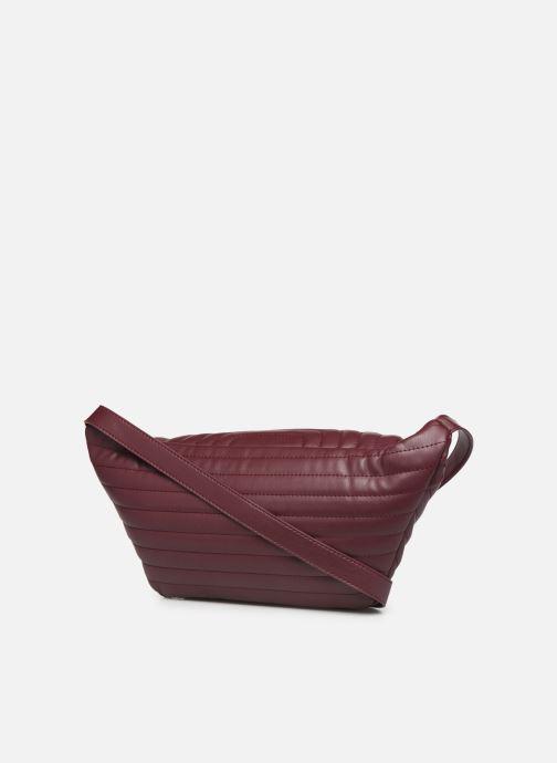 Portemonnaies & Clutches Bianco BIAJULIANE Bom bag weinrot ansicht von rechts