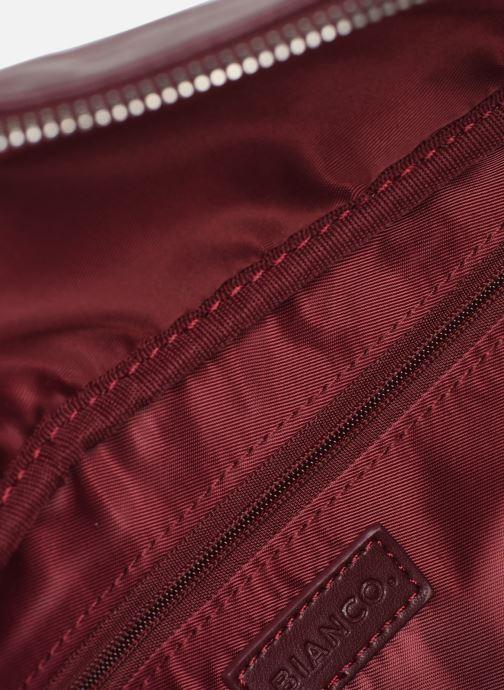 Portemonnaies & Clutches Bianco BIAJULIANE Bom bag weinrot ansicht von hinten