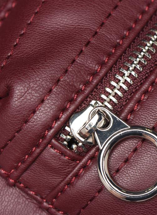 Portemonnaies & Clutches Bianco BIAJULIANE Bom bag weinrot ansicht von links