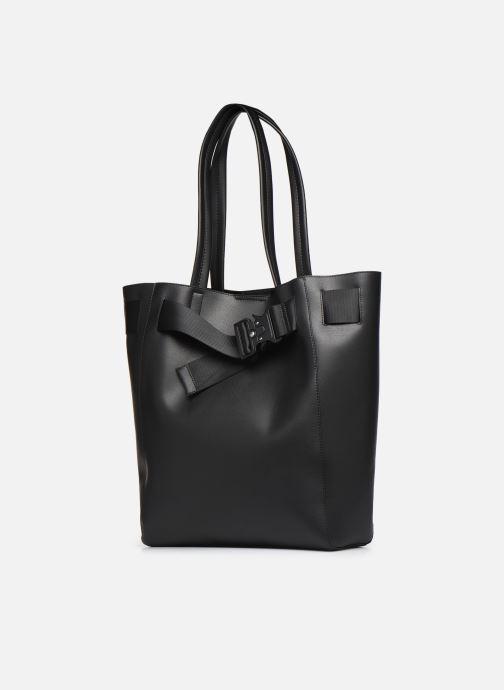 Handtaschen Bianco BIAJANICE Shopper schwarz schuhe getragen