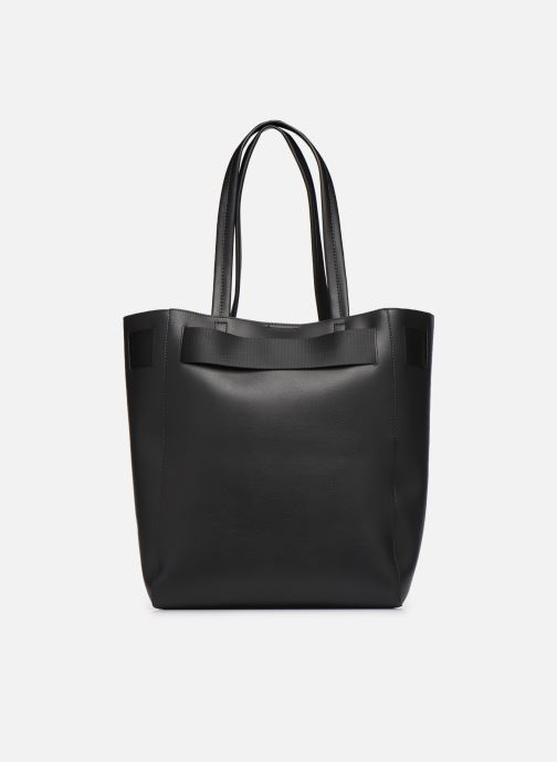 Handtaschen Bianco BIAJANICE Shopper schwarz ansicht von vorne