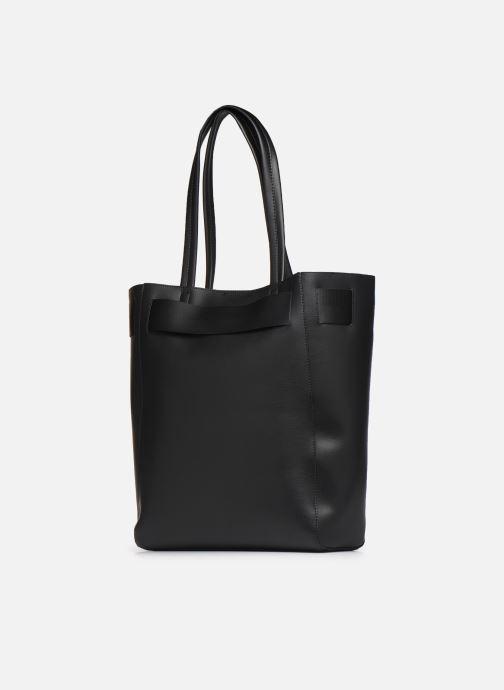 Handtaschen Bianco BIAJANICE Shopper schwarz ansicht von rechts