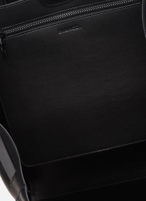 Handbags Bianco BIAJANICE Shopper Black back view