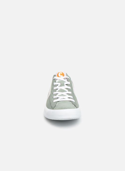 Baskets Camper Imar Copa K200929 Vert vue portées chaussures