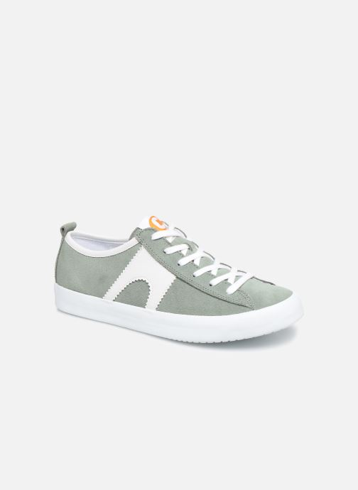 Trainers Camper Imar Copa K200929 Green detailed view/ Pair view