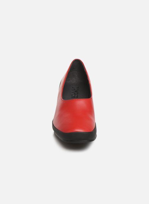 Escarpins Camper Upright K200876 Rouge vue portées chaussures