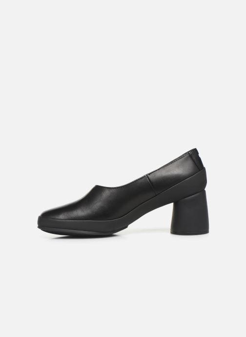 Zapatos de tacón Camper Upright K200876 Negro vista de frente
