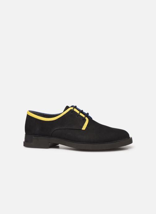 Chaussures à lacets Camper TWS K200899 Noir vue derrière
