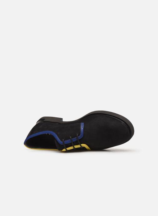 Chaussures à lacets Camper TWS K200899 Noir vue gauche
