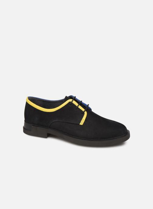 Chaussures à lacets Camper TWS K200899 Noir vue détail/paire