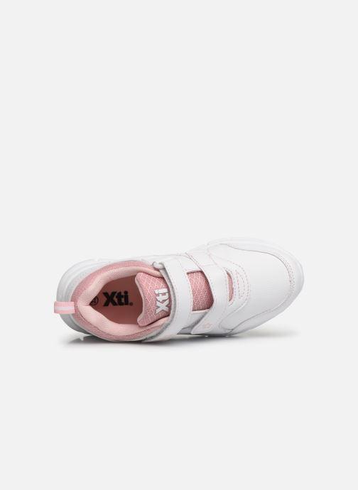 Sneaker Xti 56793 weiß ansicht von links