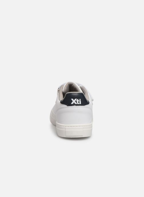 Baskets Xti 56804 Blanc vue droite