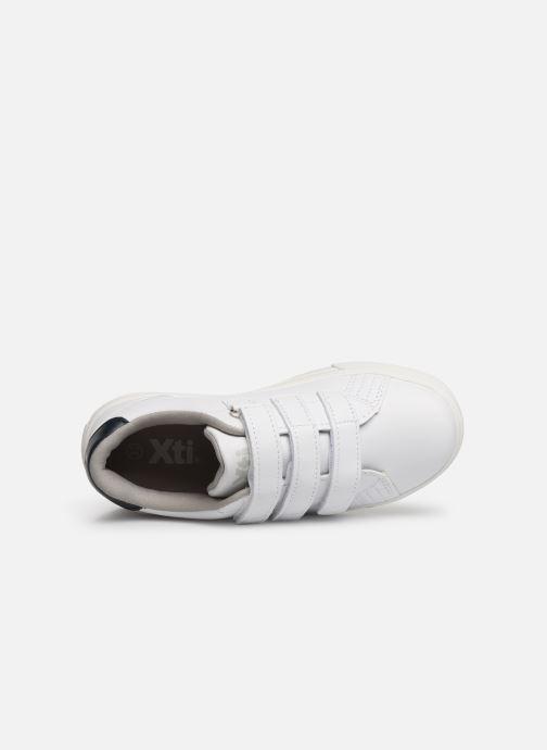 Sneaker Xti 56804 weiß ansicht von links