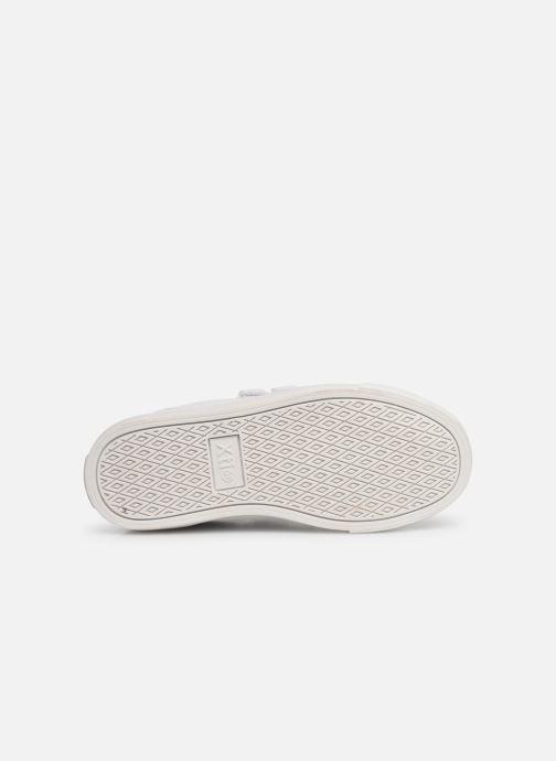 Sneaker Xti 56804 weiß ansicht von oben